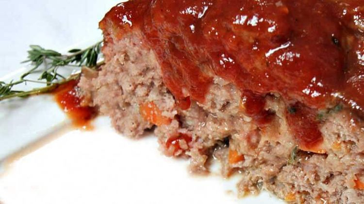 Lori's Honey Barbeque Sausage Meatloaf