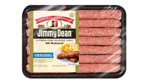 Premium All Natural Pork Sausage Links